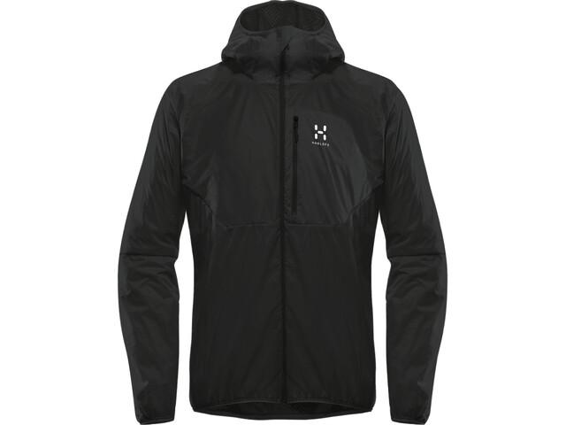 Haglöfs Proteus Jacket Herre true black